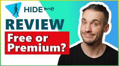 HideMe VPN 🚶♂️ Review 2021[Watch This Before You Buy hide.me VPN]