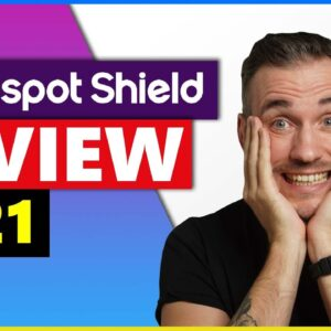 Hotspot Shield VPN Review 2021💻 KEEP THIS IN MIND BEFORE BUYING�
