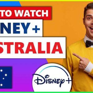 How to Watch Disney Plus Australia on 2021🌍