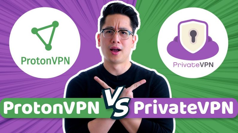 PrivateVPN VS ProtonVPN 2021 | 2 best VPNs for beginners?