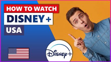 How to Watch Disney+ USA From Anywhere💻 Best VPN For Disney+ in 2021